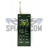 RADIO FREQUENCY DETECTOR 5 ( gamma di frequenza da 0,5 MHz a 25 GHz)