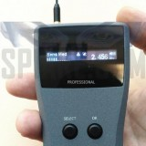 Rilevatore di Microspie per AUTO GPS GSM e Telecamere