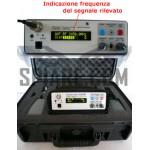 Rilevatore di Microspie - Sistema professionale per bonifiche ambientali e telefoniche